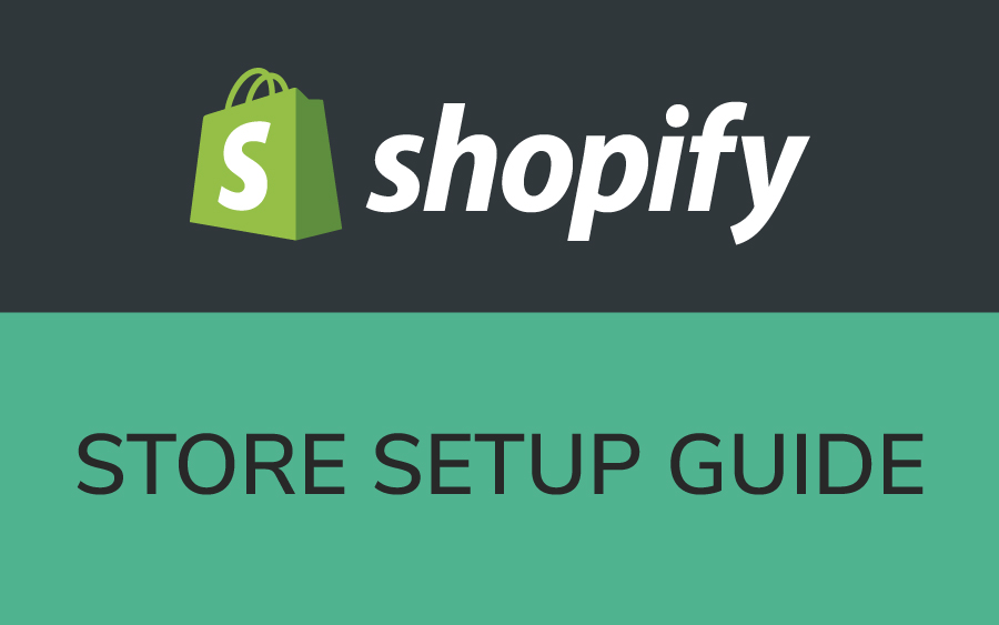 set up a Shopify store