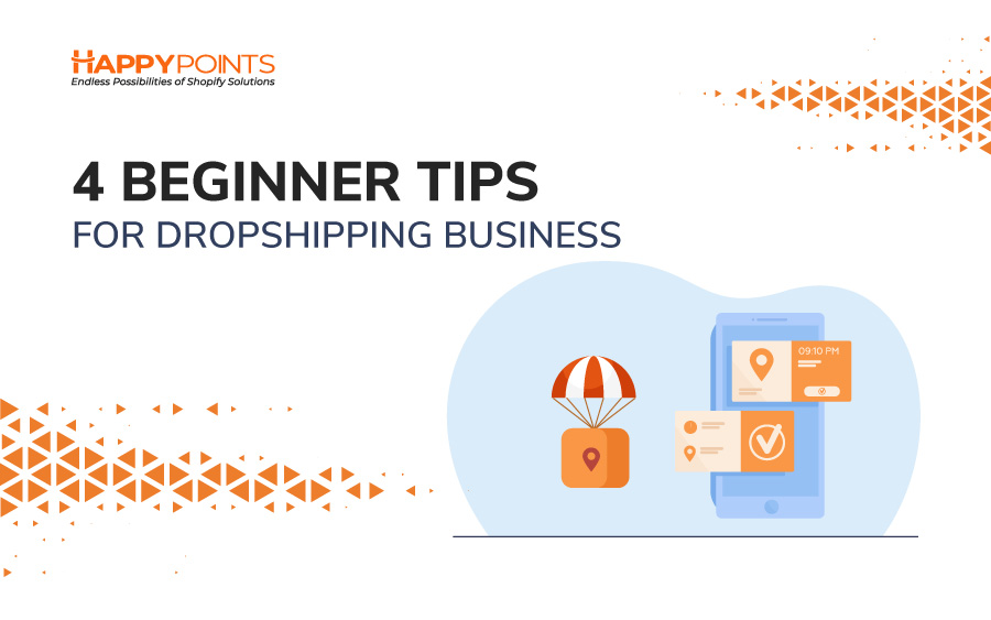 dropshipping business tips for beginners