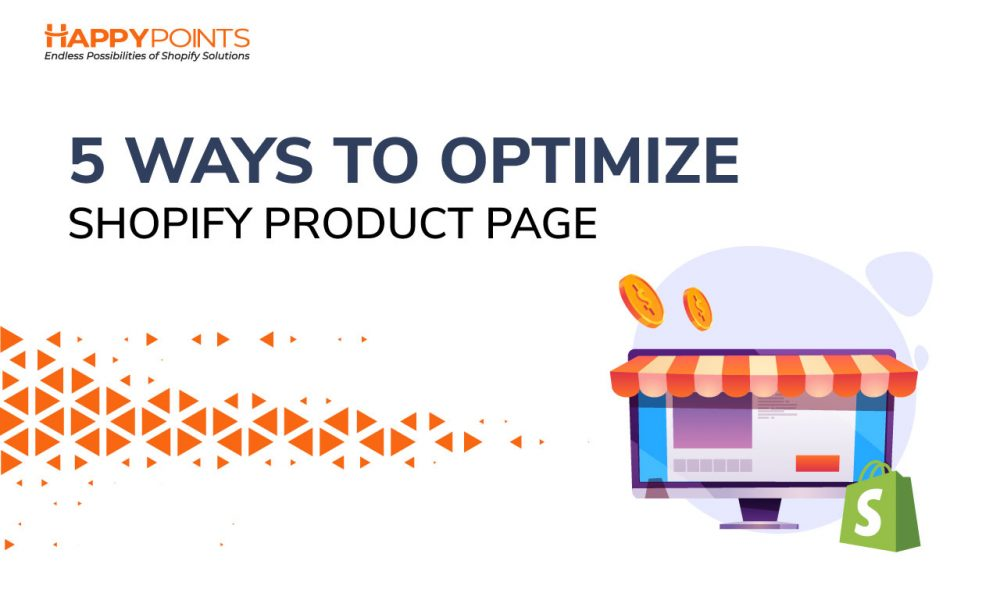 optimize Shopify product page