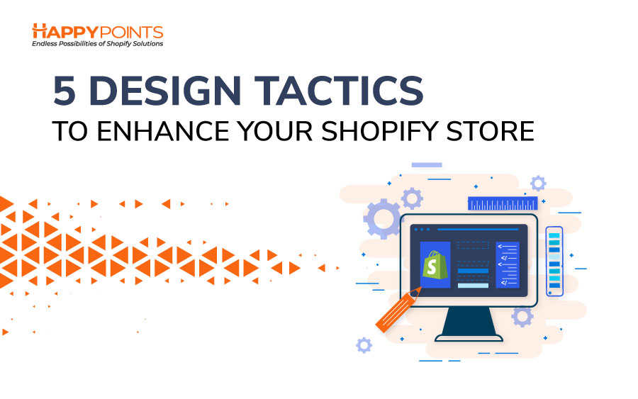 design tactics for Shopify stores