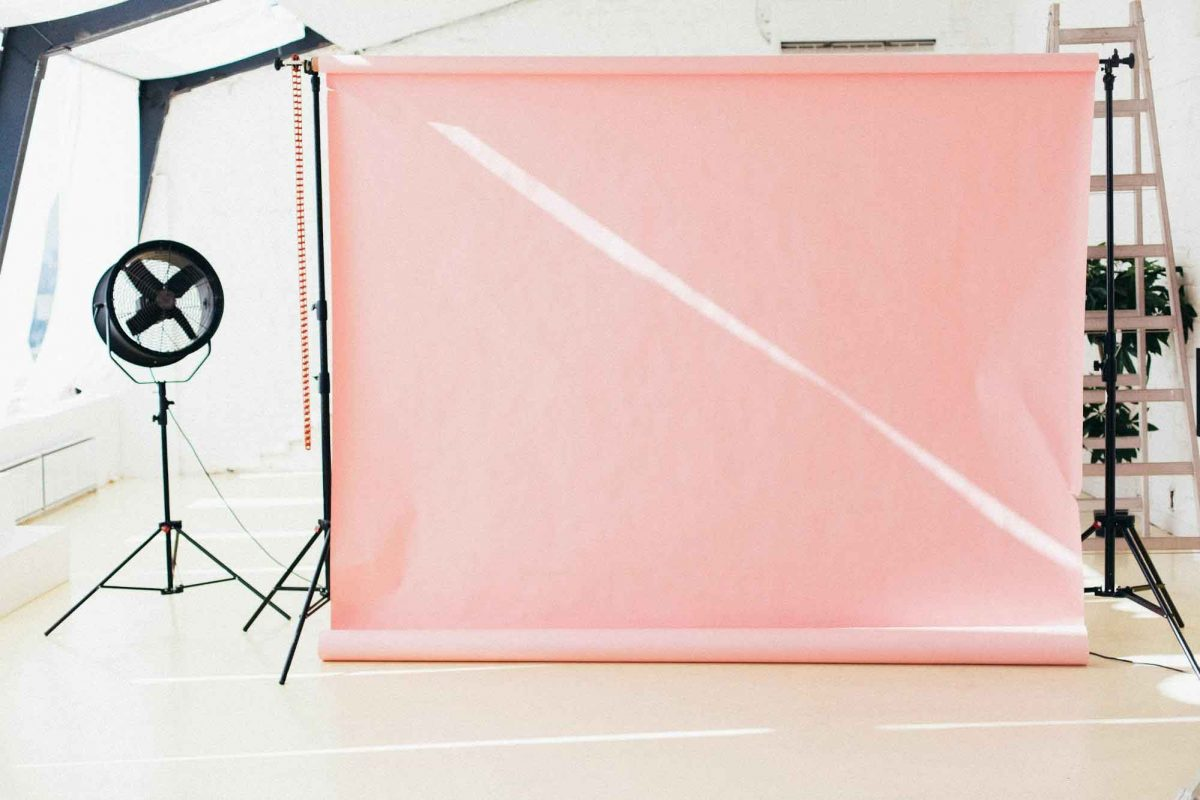 product photography - background