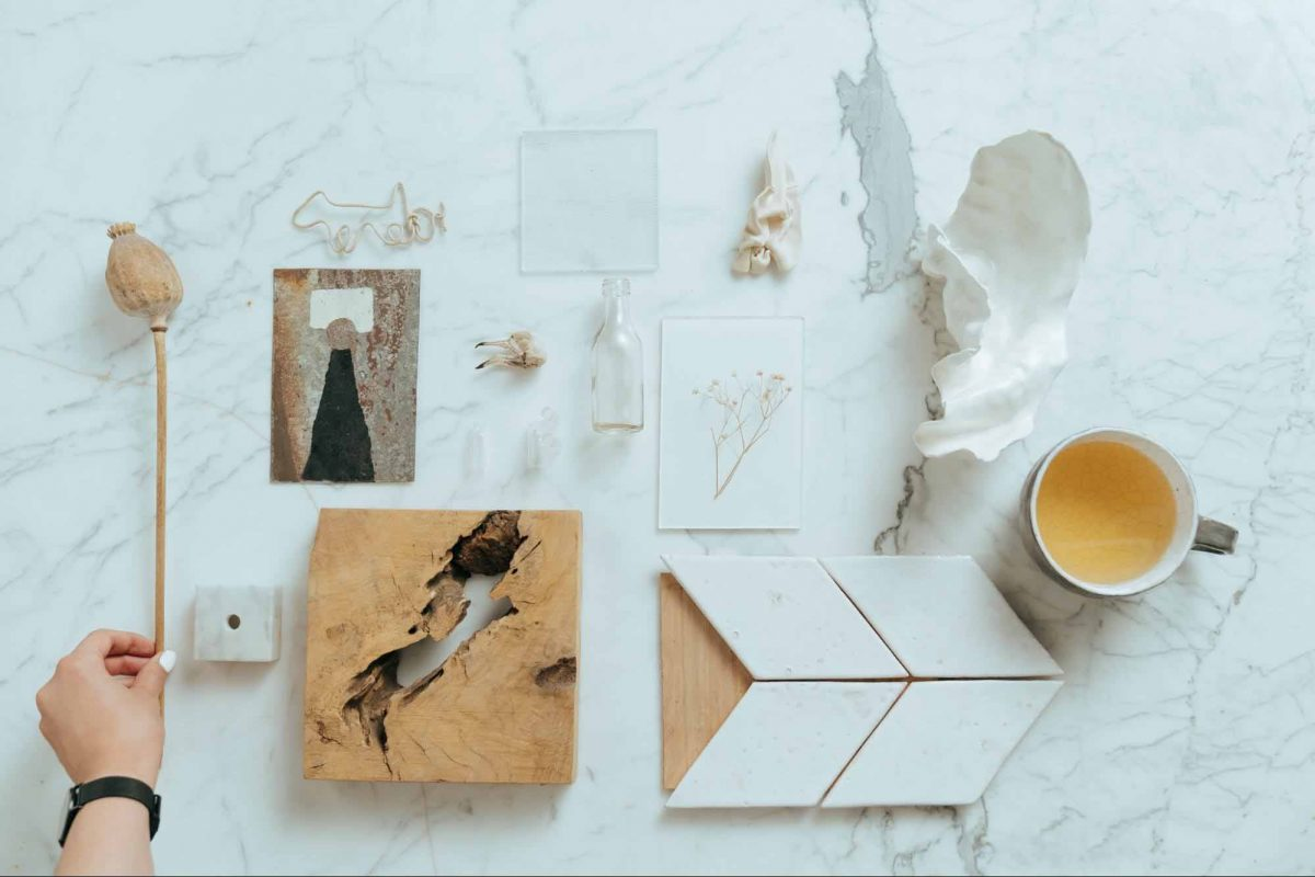 product photography - table