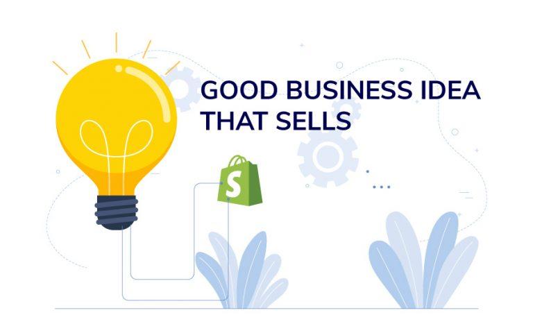 business idea Shopify