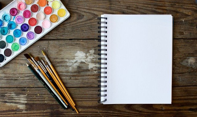 low-cost online business - sell art