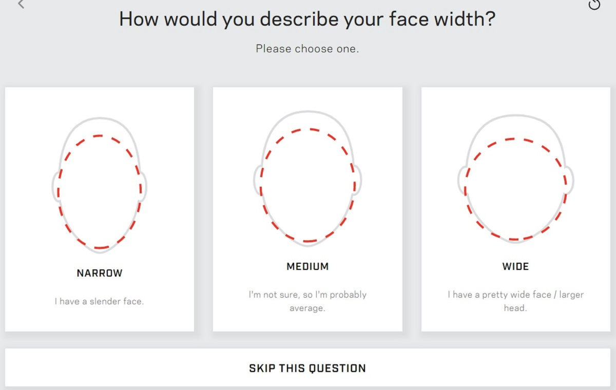 small quiz on Shopify product pages